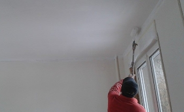 Pintura de pisos en Valverde de la virgen