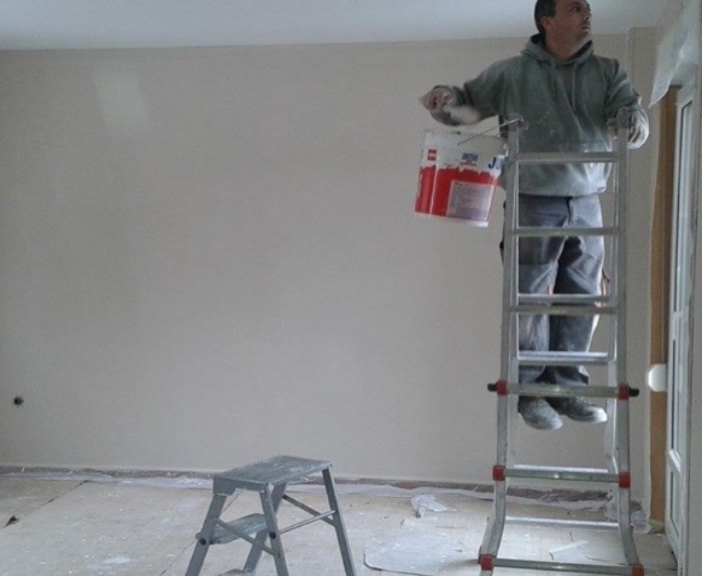 pintura de fachadas Onzonilla