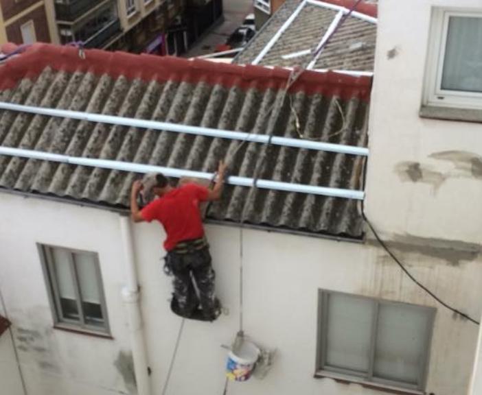 Trabajos de riesgo